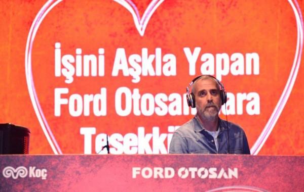 FORD OTOSAN YILSONU PARTİSİ